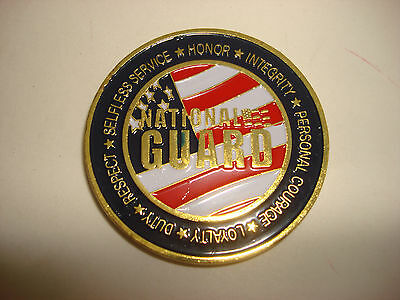 "US NATIONAL GUARD New Challenge Coin ""MY COMMITMENT TO YOU - Our Pledge"""
