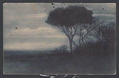 Italy 1915/6 Two Wwi Military Regimental Postcards To Livorno