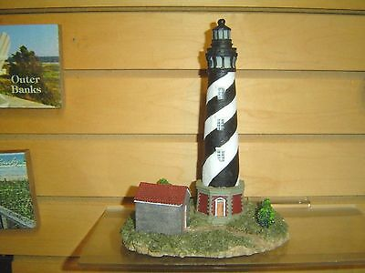 Resin Cape Hatteras NC Lighthouse