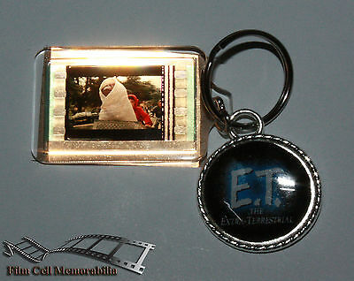ET - 35mm Film Cell Movie KeyRing and Pendant Keyfob Gift