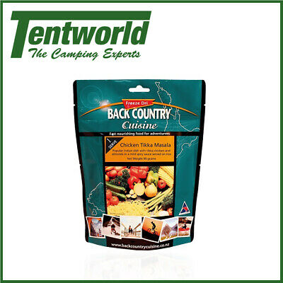 Back Country Chicken Tikka Masala Food - 1 Serve