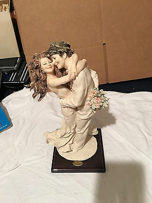 GIUSEPPE ARMANI Florence Italy BE MY LOVE 1248F  Statue Figurine