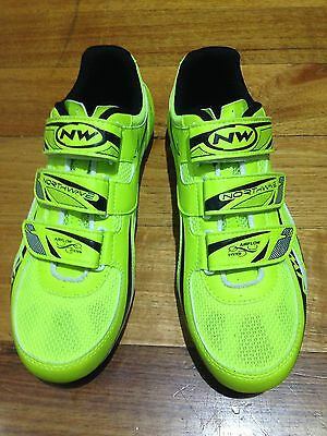 """Near new, Northwave """"Fighter"""" Road Shoes. Size 43."""