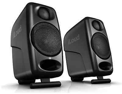NEW IK Multimedia iLoud Micro Monitor Portable Reference Speaker System PAIR