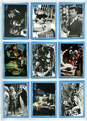 Doctor Who Series 1 - Complete 120 Card Base Set - Strictly Ink - 2001