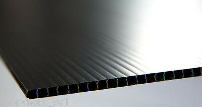 Corflute Protection Sheets - 2.4Mx1.2Mx5mm THICK