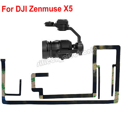 New For DJI Zenmuse X5 Gimbal Ribbon Flat Flexible Cable Part Inspire 1 M600