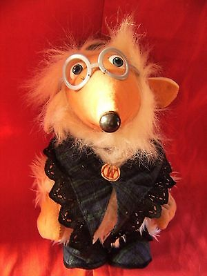 "The Wombles 11"" approx Great Uncle Bulgaria Soft / Plush Toy By First Love"