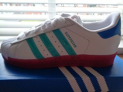 Adidas superstar womens trainers sneakers BB4307 uk 4 eu 36 2/3 us 5.5 NEW