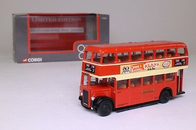Corgi OOC 97839; Leyland PD1 Bus; Eastern Counties 37 Kings Lynn Excellent Boxed
