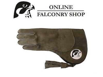 OFS Green Nubuck Double Layer Glove Size Large