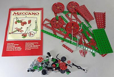 Classic Meccano Special Edition 0530 Metal Toy Construction Kit