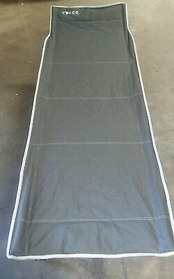 Yoler #1 Sturdy Camping Cot By YOLER Folding Up Bed - Breathable Textilene
