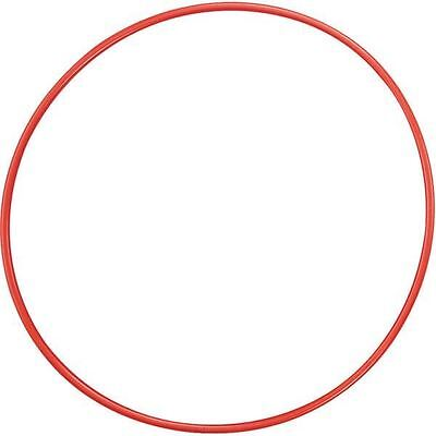"""Rounded hoops (welded joint) mixed sizes 36""""(915mm) - Orange"""