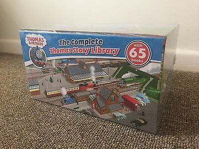 Thomas and friends the complete story library book set 65 books NEW