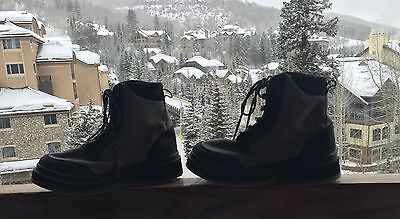 Orvis Clearwater Fishing Wading Boots Felt Size 10