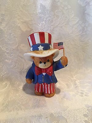 Lucy and Me Bears Uncle Sam  by Lucy Rigg