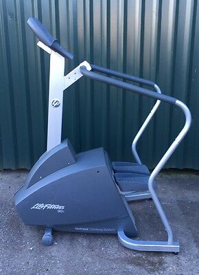 ***Life Fitness 90s Stepper -Isotrack Climbing Machine ***
