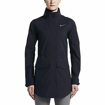 Nike Hyperadapt Trench Women's Golf Outerwear Jacket Coat $350