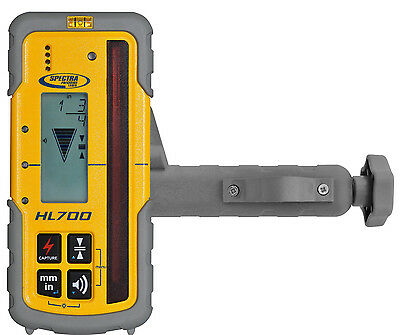 Trimble Spectra Precision HL700 Digital Laser Receiver with Priority Mail