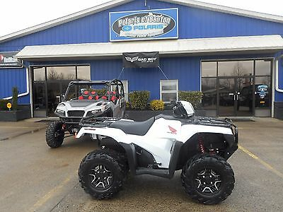 2016 Honda Foreman 500 DCT AUTOMATIC P/S DELUXE 119 Miles