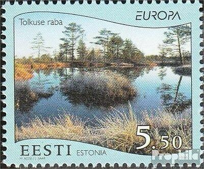 Estonia 343 (complete issue) unmounted mint / never hinged 1999 Europe