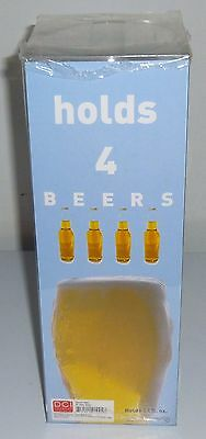 Huge 52 Ounce Beer Glass NEW