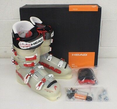 Head Raptor 150 RD R/PRO High-End Race  Downhill Ski Boots MDP 27.5 US 9.5 NEW