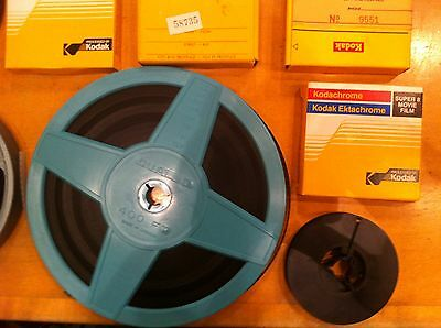1200 Feet 8Mm/super 8Mm 16Mm Film To Dvd Ship Back4Free