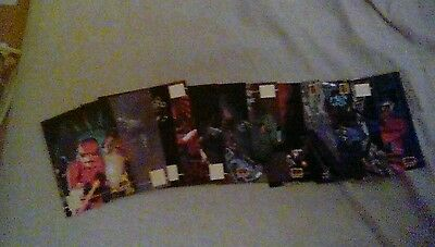 star wars galaxy 3 lucasarts set of 12 chase cards by topps