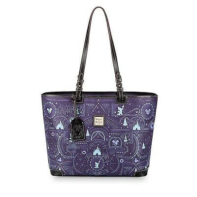 2017 Disney Parks Tote Dooney Bourne NWT SOLD OUT