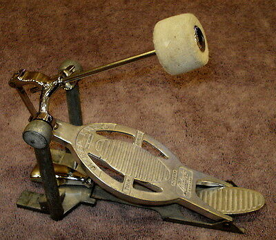 * All  Original  Vintage   Ludwig  Speed  King  Bass  Drum  Pedal  *