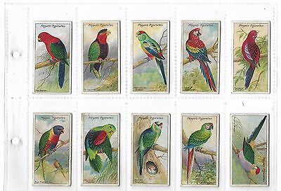 Players - Nature Series  - Full Set In Plastic Sleeves - 1908