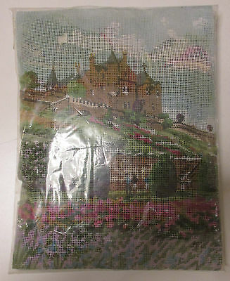 New / Unused Tapestry Kit ~ Drummond Castle