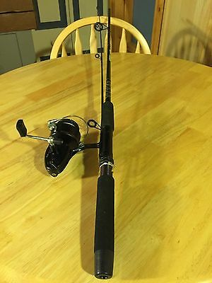 Mitchell 300A Reel and Rod Combo