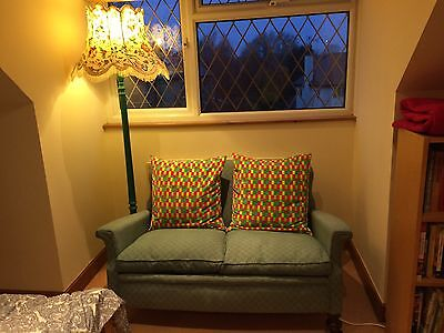 Vintage Cottage Sofa and Two Chairs