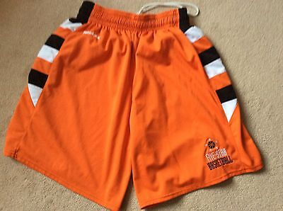 Mens Basketball Shorts - Reebok - Five Star Basketball - Size Medium