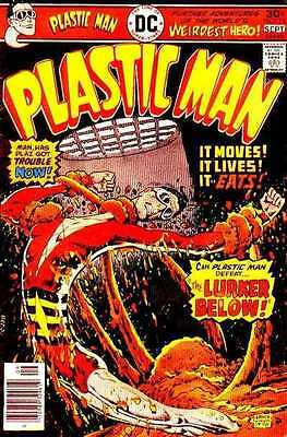 Plastic Man (1966 series) #14 in Very Fine - condition. FREE bag/board