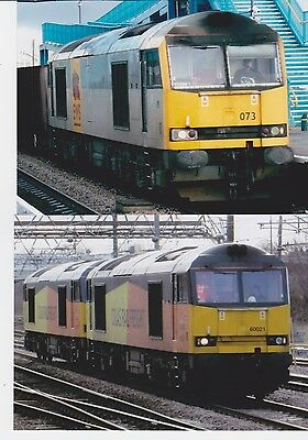 """Two 7"""" x 5""""  class 60 photographs"""