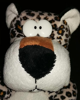 Cute and Soft, Leopard Plush Toy