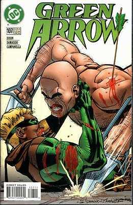 Green Arrow (1988 series) #107 in Near Mint condition. FREE bag/board