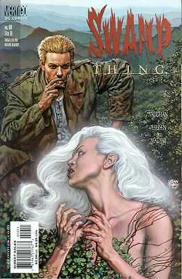 Swamp Thing (2000 series) #10 in Near Mint + condition. FREE bag/board