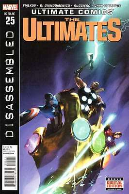 Ultimates (2011 series) #25 in Near Mint + condition. FREE bag/board