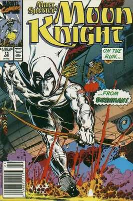 Marc Spector: Moon Knight #13 in Near Mint condition. FREE bag/board