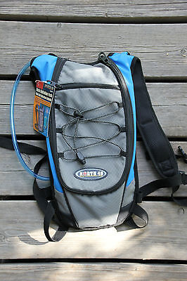 New North 49 Oasis Hydration Pack including bladder