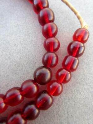 African 'Bembe Cote' Beads [66022]