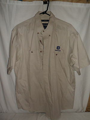 New Holland short sleeve shirt  L