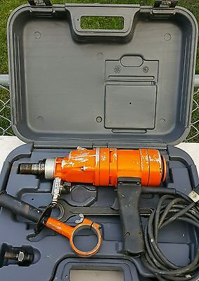 Weka-Core-Bore-Hand-Held-Core-Drill-Model-DK-1203,  with  case