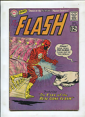 The Flash #128 (4.5) The Case Of The Real-Gone Flash!