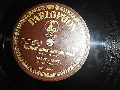 Schellack, Trumpet Blues And Cantabile, Harry James